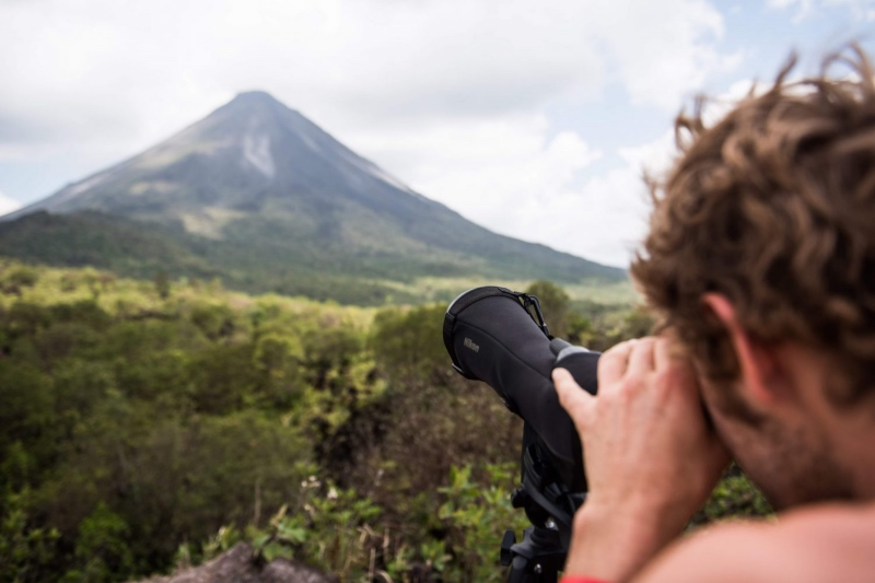 Arenal Volcano, Costa Rica with Viaventure