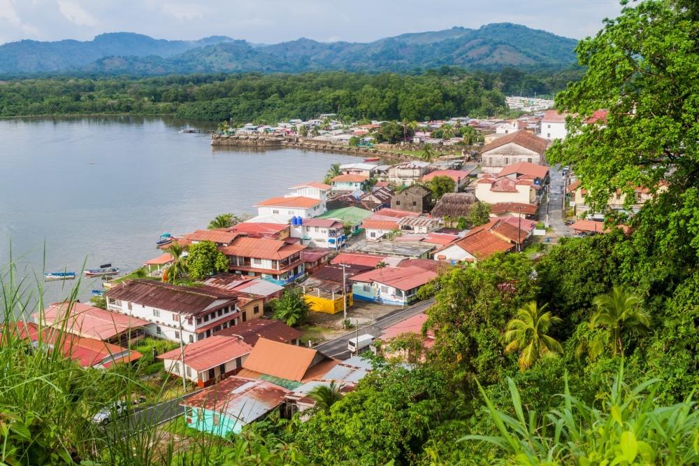 Portobelo Port Town, Panama