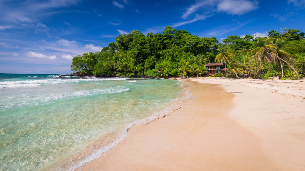 Red Frog Beach Bocas del Toro Panama
