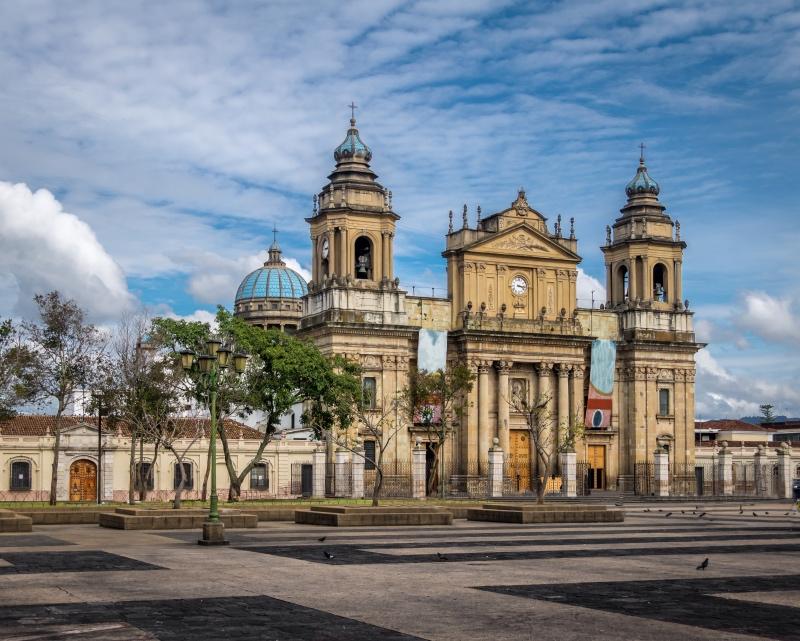 Guatemala City with Inspirit
