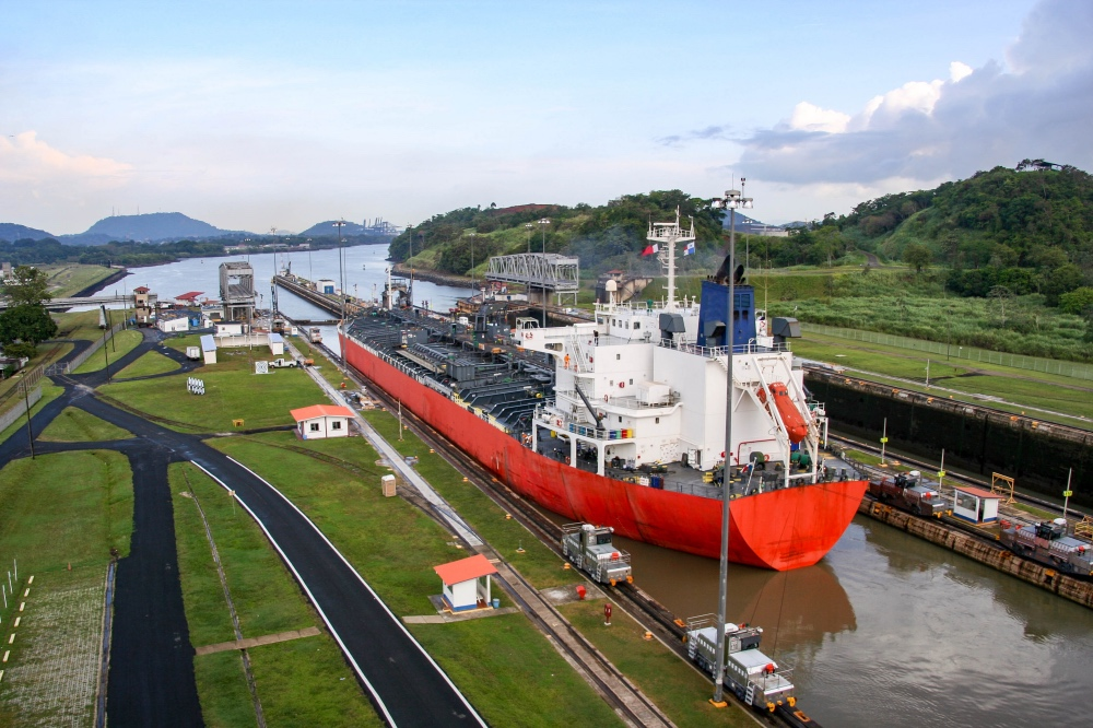 panama canal with Inspirit Travel